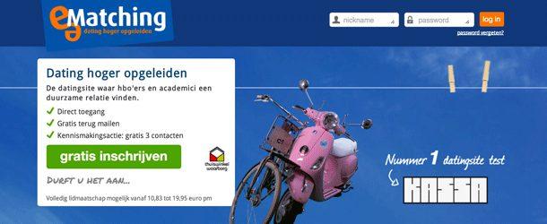 Gratis Dating site voor Nederlandse singles.