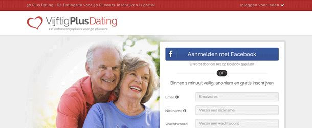 Top 20 Senior Dating Sites