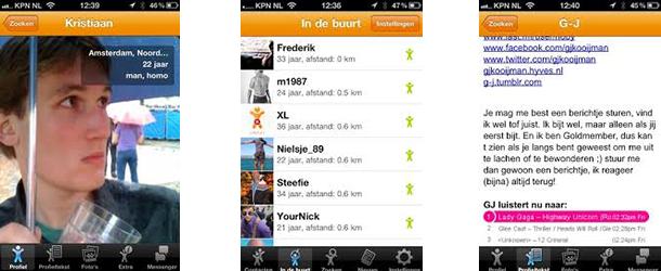 Gay-nl dating app