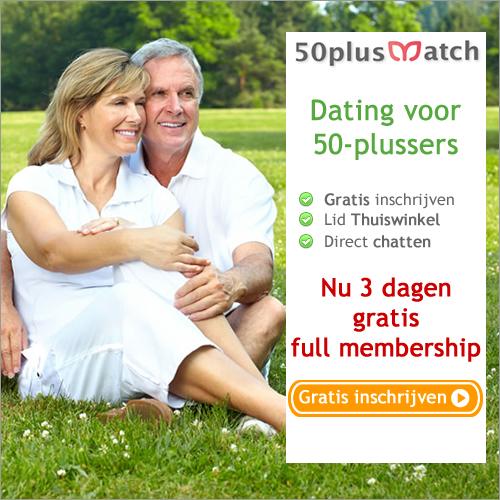 50 plus dating site nl