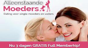 April actie Alleenstaande-moeders.nl