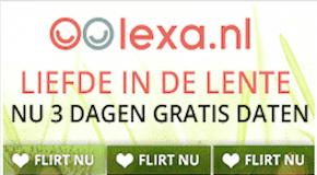 Lexa Lente Actie