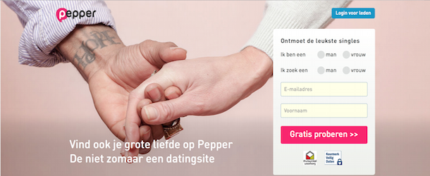 pepper online dating site review