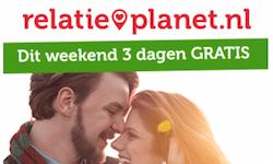 Probeer Relatieplanet.nl nu 3 dagen gratis!