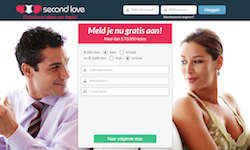 second love dating site