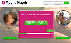 MobileMatch dating site
