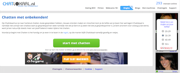 gratis chatroom online dating Wat is het als dating iemand in het leger