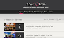 about love speed dating site