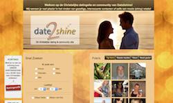 date 2 shine christelijke dating site