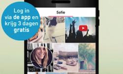 Nieuwe app: Pepper nu 3 dagen gratis uitproberen!