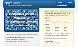 sport partner vinden datingsite