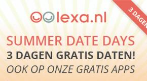 Summer date days bij Lexa.nl