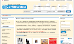 contactplaats review dating