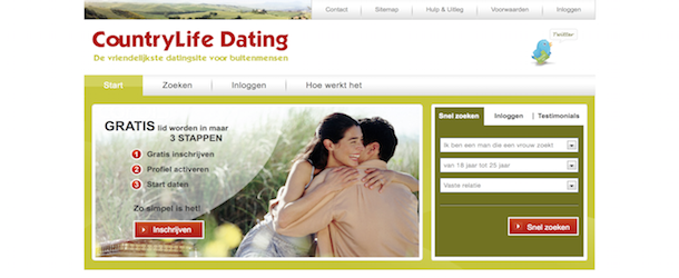 Countrylifedating.nl