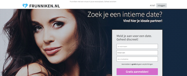 Geheime dating service recensies