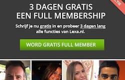 Gratis daten op Lexa.nl