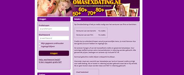 OmaSexDating