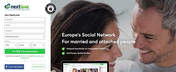 alle Social Networking dating sites