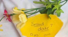 Tips voor een tweede date