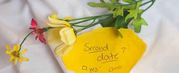 Tips voor je tweede date