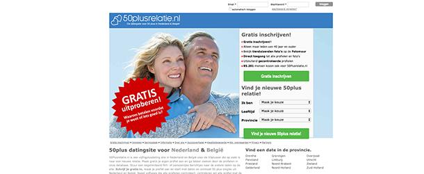 Dating-sites 50+ gratis